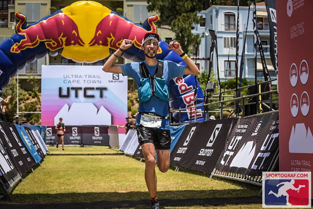 FloRuns finishes his first ultra trail run at the Ultra-Trail Cape Town
