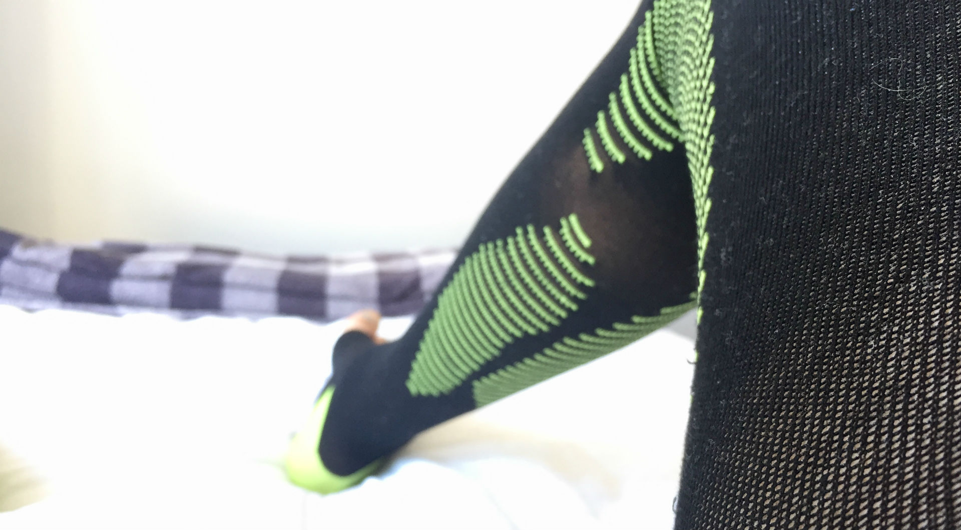 X-BIONIC Precuperation Recovery Pants reviewed by FloRuns