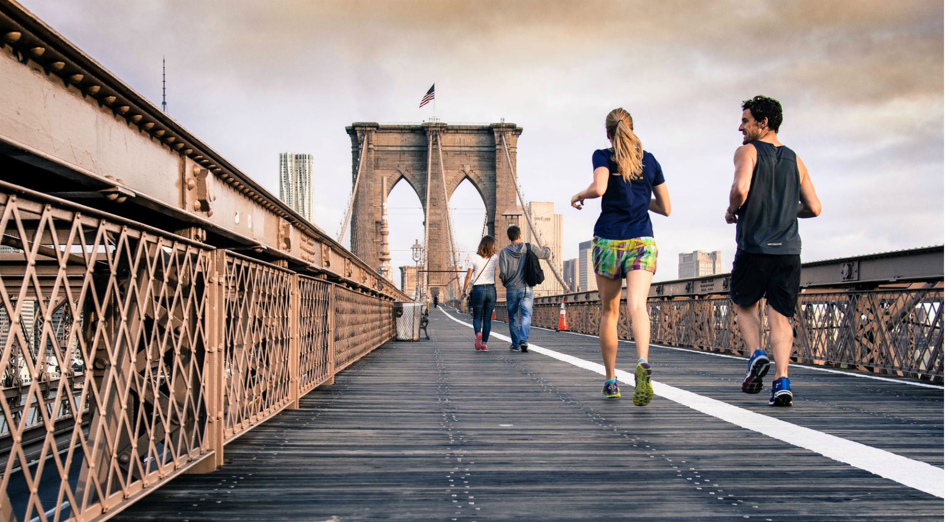 5 Reasons why running is the best way to discover a new city